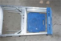 Werner 8' Aluminum Step Ladder
