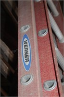 Werner 32' Fiberglass Extension Ladder