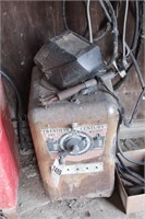 tentieth century arc welder model 41b