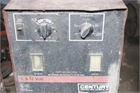 Century rolling battery charger