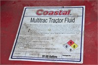 Costal multi trac tractor fluid - Full Barrel
