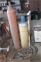 Oxy / Acetylene Torch & Tank Set
