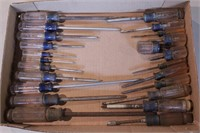 23pc Craftsman Phillips Screwdrivers