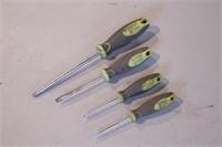 4pc Craftsman evolv Screwdriver Set