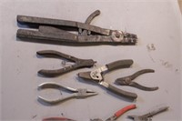 14pc Large & Small Snap Ring Pliers