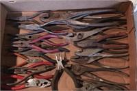 24pc Pliers & Side Cutters