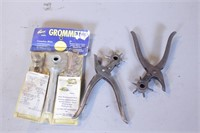 Grommet Tool Kit & Leather Punches