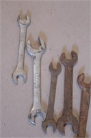 6pc Ford & Yamaha Wrenches