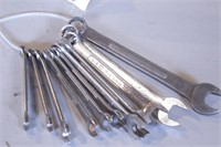 11pc Craftsman 12pt SAE Combo Wrenches- The Extras