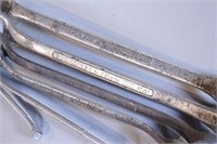 6pc Craftsman 12pt SAE Box End Wrenches