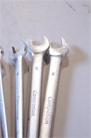 10pc Companion 12pt Metric Combo Wrench Set