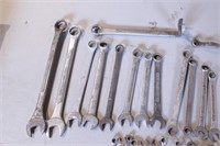 40pc Mixed Wrenches