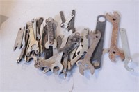 Mixed Power Tool Wrenches