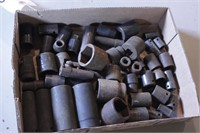 "44pc Mixed Impact Sockets 3/8"" & 1/2"" Drive"