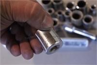 "16pc Craftsman 3/8"" dr Metric Sockets & Ratchet"