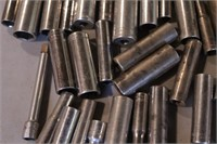 46pc Craftsman Metric/SAE 1/4 Deep Sockets/Ratchet