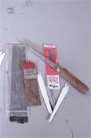 39pc Recipro, Jig & Hacksaw Blades