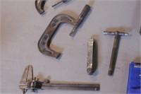 12+pc Machinist Measuring Tools