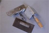 3pc Drywall Mudding Tools
