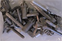 Assorted Drill Chuck Keys