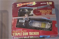 2pc Staple Guns & Staples