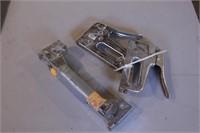 4pc Arrow Swing & Squeeze Staple Guns