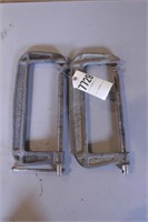 """2pc 10"""" C-Clamps"""