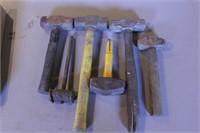 6pc Mini Sledge Hammers