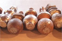9pc Hitch Balls & Ball Cover