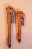 3pc Rigid Pipe Wrenches