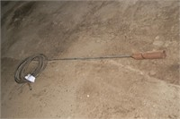 Propane Blowtorch with Long Wand & Hose