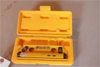 Cen-Tech 3-Vial Laser Level w/Case