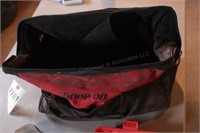 Snap On Canvas Tool Bag w/ Small Tool Sets