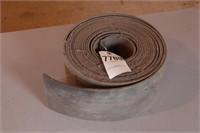 "2pc Rubber/Woven 6"" Flat Belts"