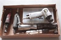 Pneumatic tools die grinders air ratchets
