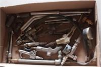 air chucks, guns, nozzles & Fittings