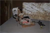 Porta-Mag - electro magnetic drill