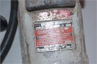 Milwaukee heavy duty grinder