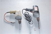 black and decker 110v drills