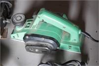Hitachi Plainer, circular saw & Jigsaw