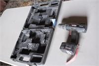 Craftsman 14.4v drill w/ case