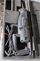 reciprocating saw - craftsman w/ case
