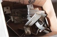 handles brackets &door rollers