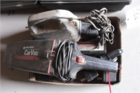 Roadside emergency kit w/ compressor