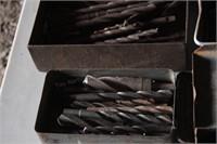 drill index, drills & drill sharpener