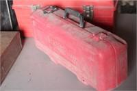 power tool cases - assortment 5pcs