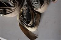 4 ratchet straps