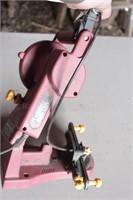 CE power chain saw sharpener