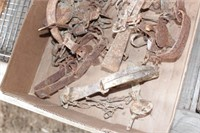 Leg hold traps (8pcs)