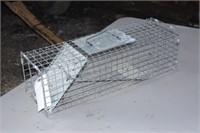 Hav-a-hart single door live trap